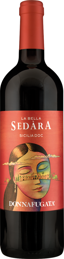 Rotwein Donnafugata Sedàra Sicilia DOC Sizilien 11,32? pro l