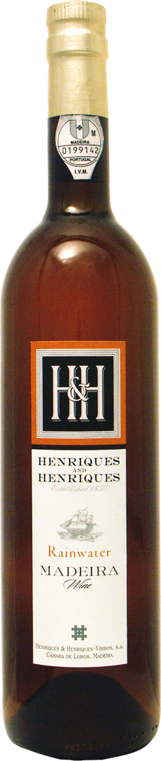 Rotwein Henriques & Henriques Madeira Rainwater...