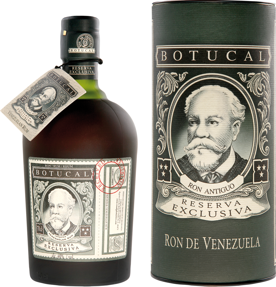 Reserva Exclusiva Rum in Geschenkdose 40% vol.48,41€ pro l