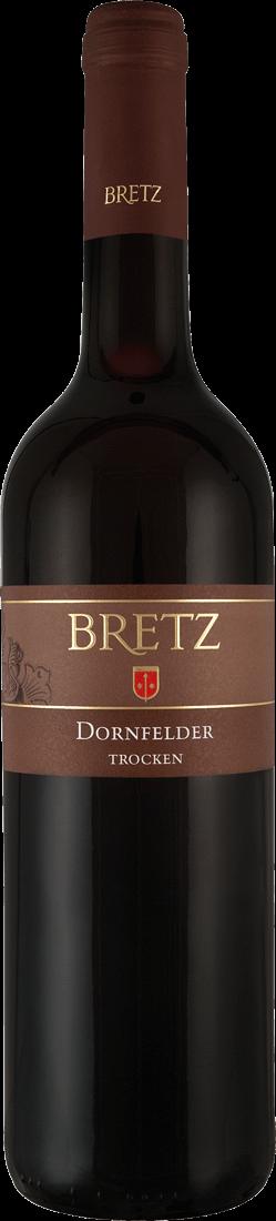 Rotwein Ernst Bretz Dornfelder trocken Rheinhessen 8,65€ pro l