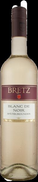 Ernst Bretz Blanc de Noir Spätburgunder QbA
