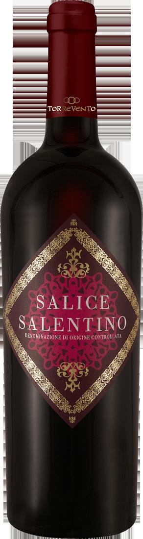 Rotwein Torrevento Salice Salentino Rosso DOC Apulien 10,52? pro l