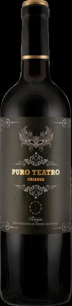 De Andres Sisters Tempranillo 'Puro Teatro' Crianza Rioja D.O.Ca