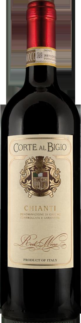 Rotwein Agricole Selvi Corte al Bigio Chianti DOCG Toskana 9,32? pro l