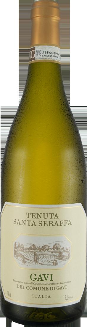 Weißwein Tenuta Santa Serefa Gavi di Gavi DOCG Piemont 13,99€ pro l