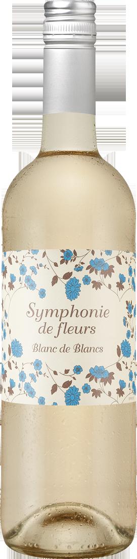 Weißwein Symphonie de Fleurs Blanc de Blancs Südfrankreich 6,92? pro l