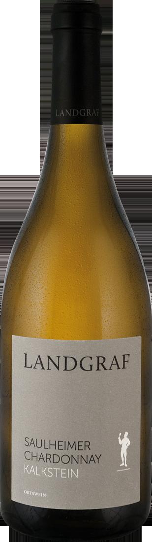Weißwein Landgraf Saulheimer Chardonnay Kalkstein QbA Rheinhessen 19,87€ pro l