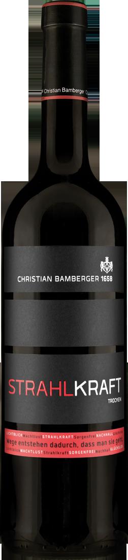 Rotwein Christian Bamberger Rotwein Strahlkraft...