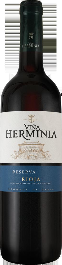 Rotwein Viña Herminia Rioja Reserva Rioja 17,99...