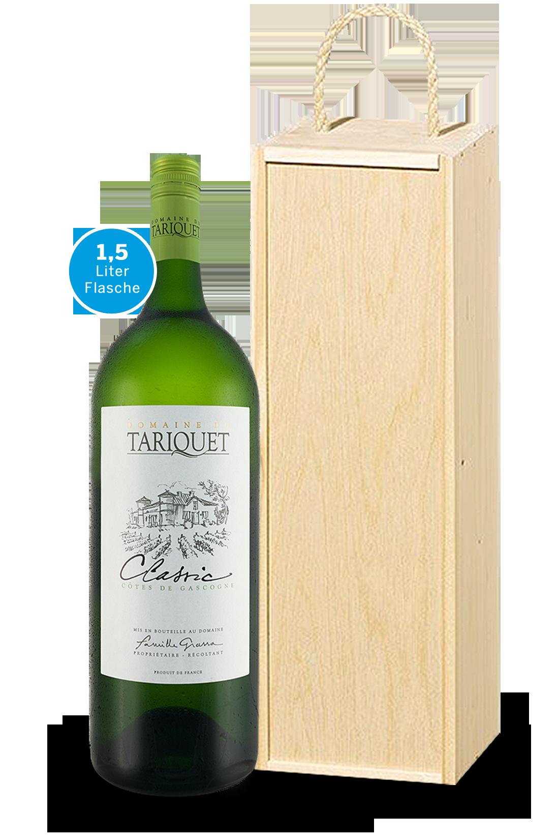 Weißwein Präsent Großer Magnum-Genuss aus der Gascogne13,27? pro l