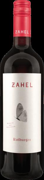 Weingut Zahel Rotburger Bio