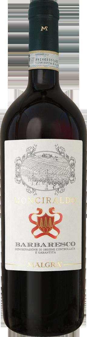 Rotwein Azienda Vitivinicola Malgrà Barbaresco Monciraldo DOCG Piemont 19,99€ pro l Sale Angebote Drebkau