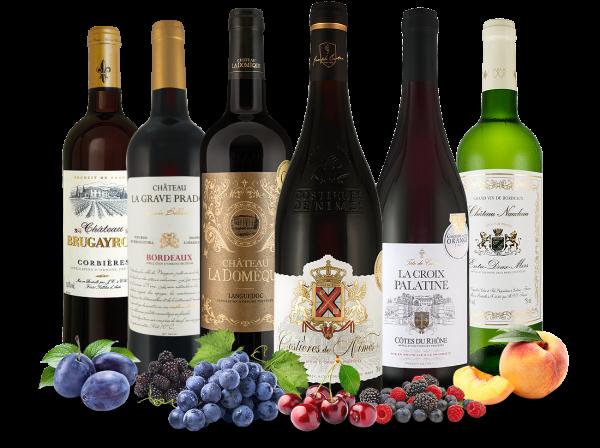 Prämierte Französische Spitzenweine
