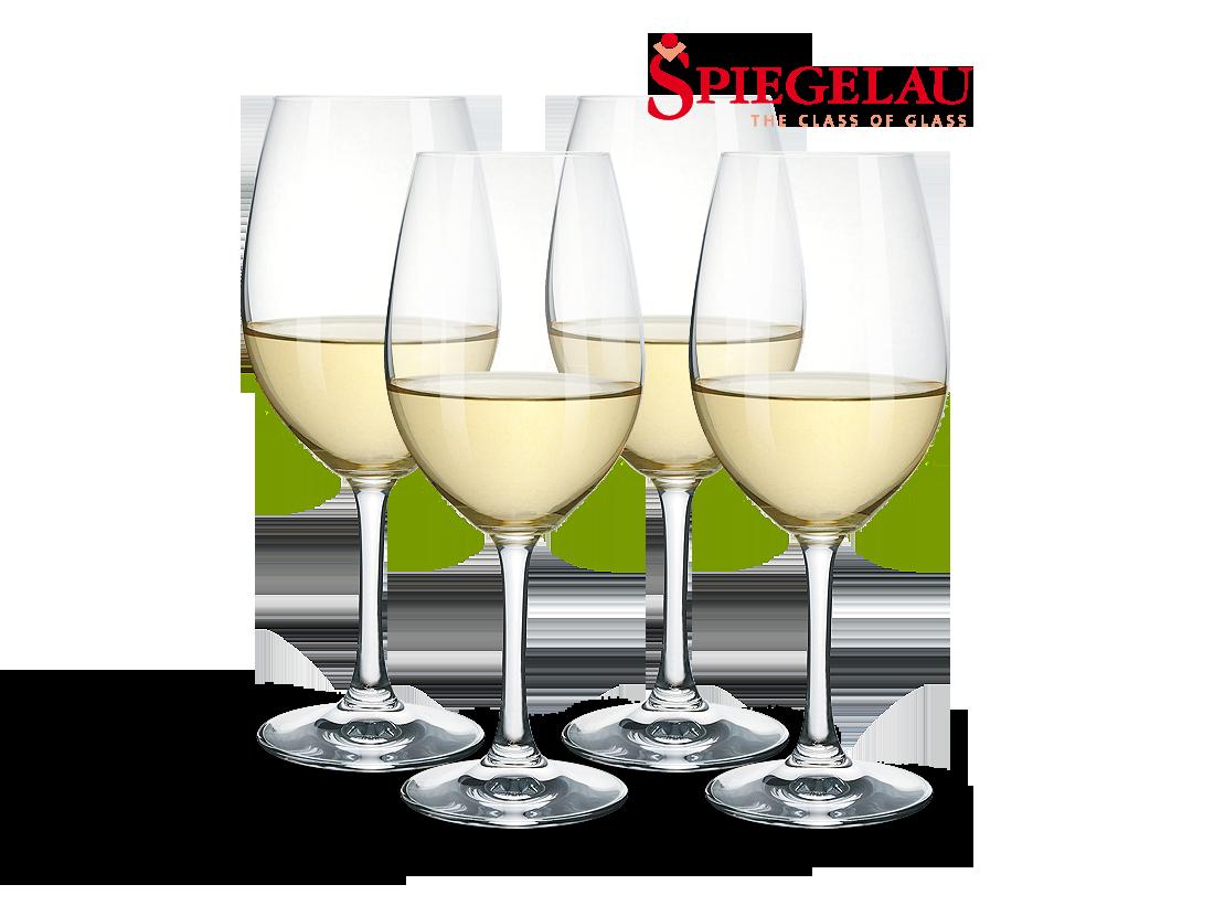 Image of Weißwein-Gläser 4er-Set von Spiegelau