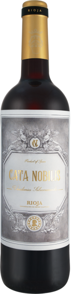 Bodegas Nubori Rioja Cata Nobilis Vendimia Seleccionada D.O.C.