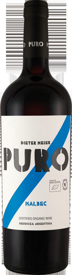 Rotwein Dieter Meier Puro Malbec Mendoza 16,65€ pro l jetztbilligerkaufen