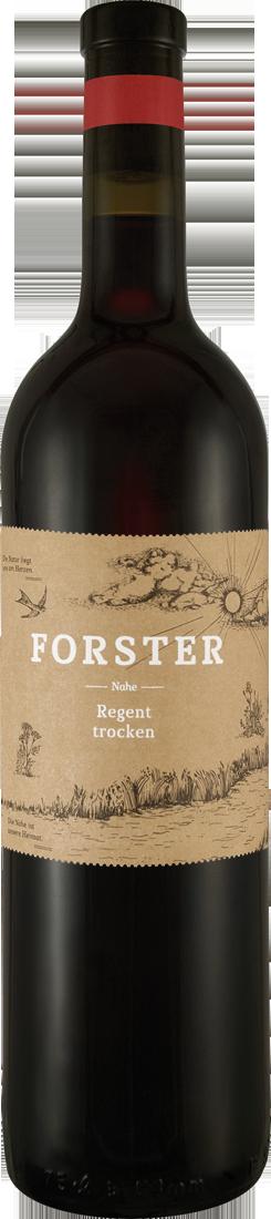 Rotwein Georg Forster Regent Nahe 9,19€ pro l