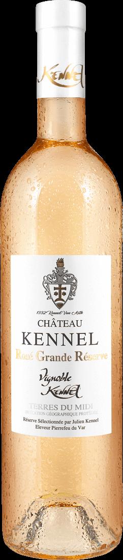 Roséwein Château Kennel Rosé Grande Réserve Provence IGP Provence 10,65? pro l