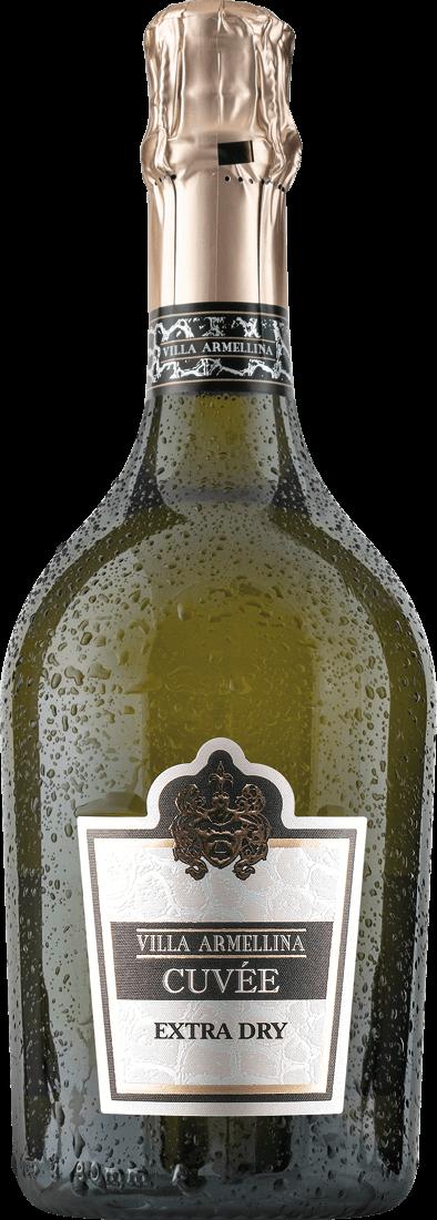 Weißwein Villa Armellina Spumante Cuvée Extra Dry Venetien 9,72€ pro l