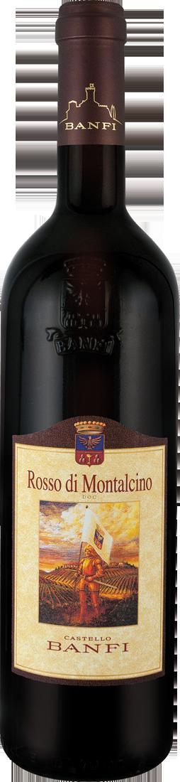 Rotwein Castello Banfi Rosso di Montalcino DOC Toskana 17,27? pro l