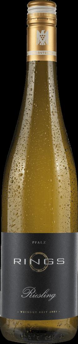Weißwein Rings Riesling Kalkmergel VDP.Gutswein Pfalz 11,87€ pro l