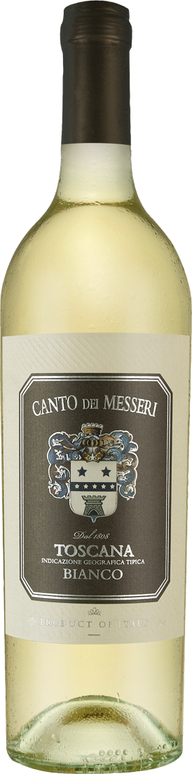 Weißwein Agricole Selvi Canto dei Messeri Bianco Toscana IGT Toskana 7,99? pro l
