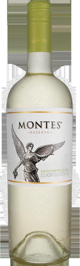 Weißwein Montes Sauvignon Blanc Reserva Colchagua Valley 9,19€ pro l