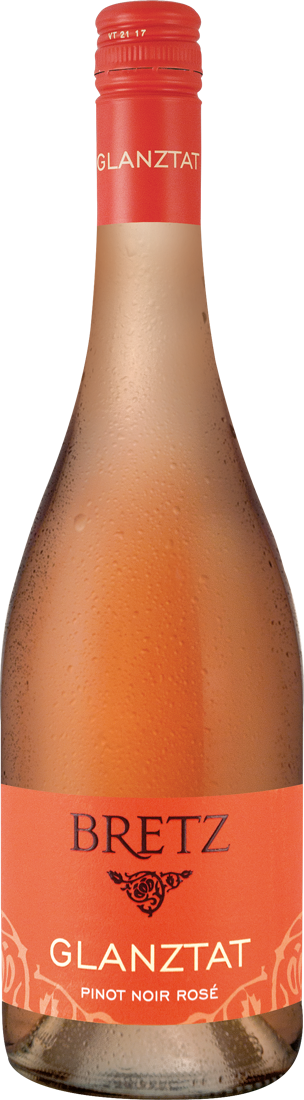 Roséwein Ernst Bretz Pinot Noir Rosé Glanztat feinherb Rheinhessen 7,99? pro l