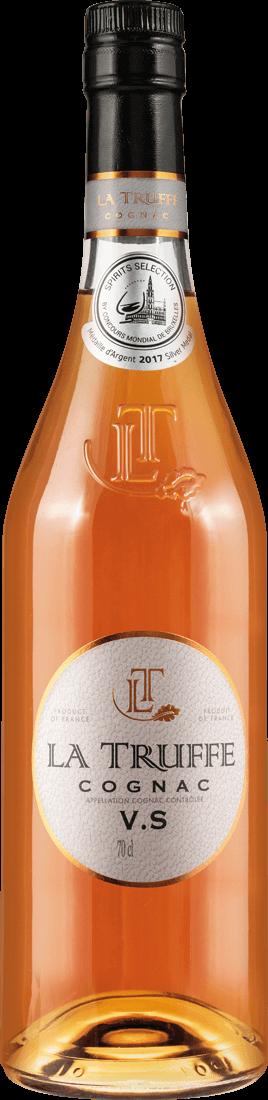 Cognac La Truffe V.S. 40% vol. Cognac 28,43€ pro l