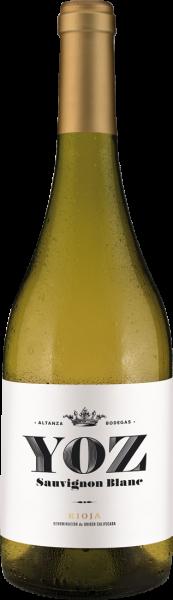 Bodegas Altanza Rioja Sauvignon Blanc YOZ D.O.C.