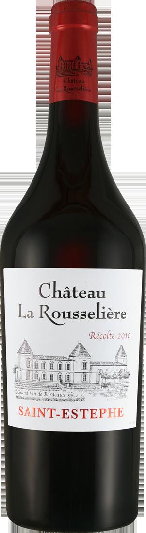 Rotwein Château La Rousselière Saint-Estèphe AOC Saint-Estèphe 44,00? pro l
