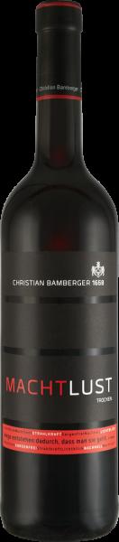 Christian Bamberger Rotwein 'Machtlust'