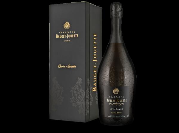 Champagner Bauget-Jouette 'Prestige' inkl. Geschenk-Schatulle