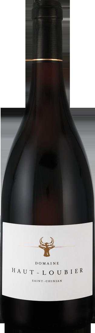 Rotwein Domaine Haut-Loubier Saint-Chinian AOP Languedoc 7,99€ pro l