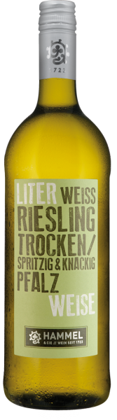 Hammel & Cie Riesling trocken 1,0l