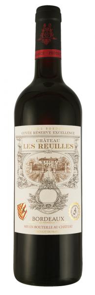 Château Les Reuilles Cuvée Réserve Excellence Bordeaux AOC