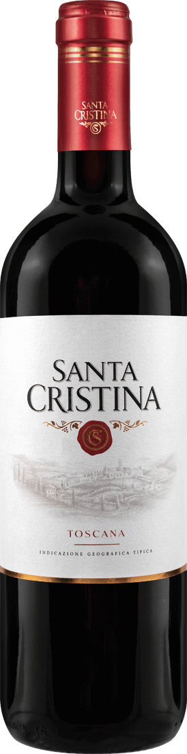 Rotwein Santa Cristina Rosso Toscana IGT Toskana 9,72? pro l
