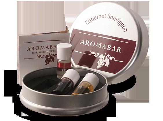 Aromabar Cabernet Sauvignon Schnupperdose