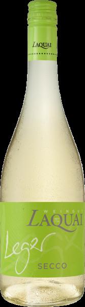 Laquai Riesling Qualitätsperlwein Leger