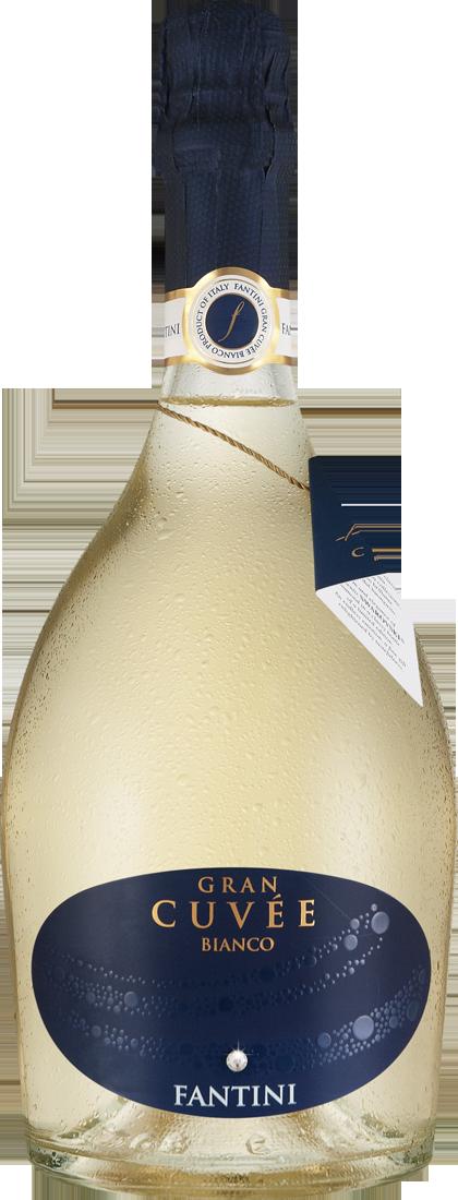 Weißwein Fantini Gran Cuvée Bianco Spumante Swarovski-Edition Abruzzen 13,20? pro l