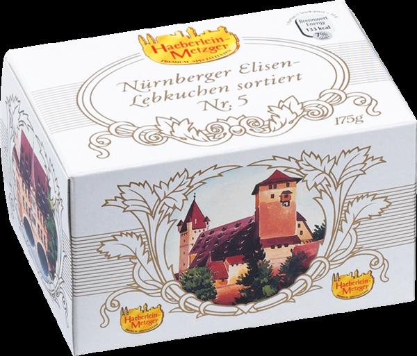 Haeberlein-Metzger Elisen sortiert 175 g