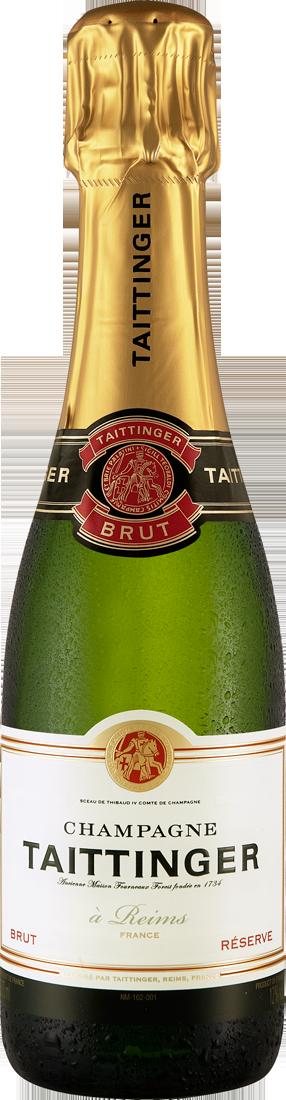 Weißwein Taittinger Champagner Brut Reserve 0,375l Champagne 59,25€ pro l