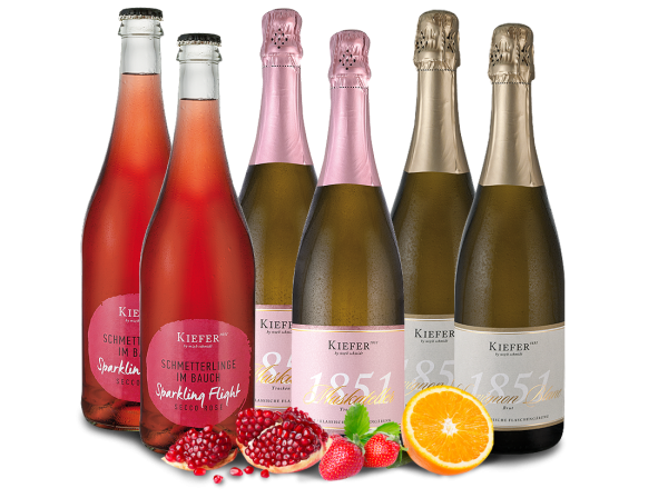 Pricklerpaket vom Weingut Kiefer