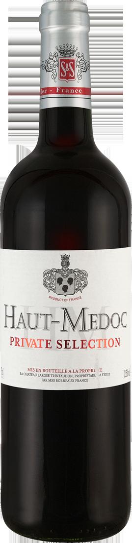 Rotwein Schröder & Schÿler Haut-Médoc Private Selection AOC Origine Grand Vin Bordeaux 17,32? pro l