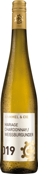 Hammel & Cie Mariage Chardonnay Weißburgunder