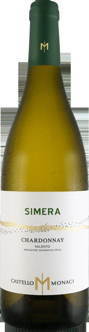 Weißwein Castello Monaci Simera Chardonnay Salento IGT Apulien 8,92? pro l