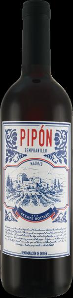 Compañía de Vinos del Atlántico Tempranillo Pipón Vinos de Madrid D.O.