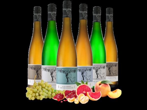 Kennenlernpaket Weißweine vom Weingut Friedrich Becker aus der Pfalz