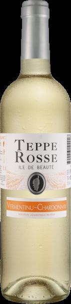 Les Vignerons d'Aghione Chardonnay-Vermentinu Teppe Rosse Blanc Île de Beauté IGP