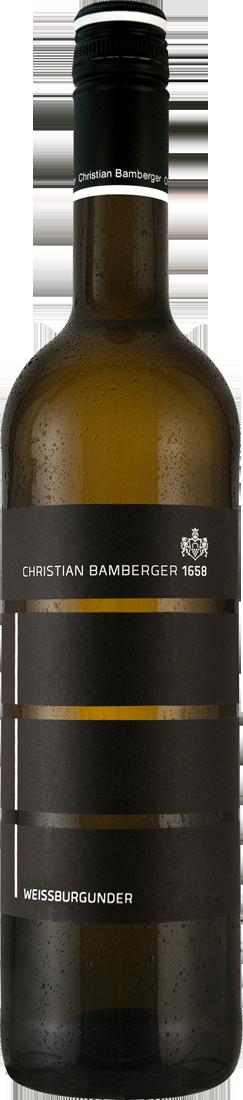 Weißwein Christian Bamberger Weißburgunder CB16...